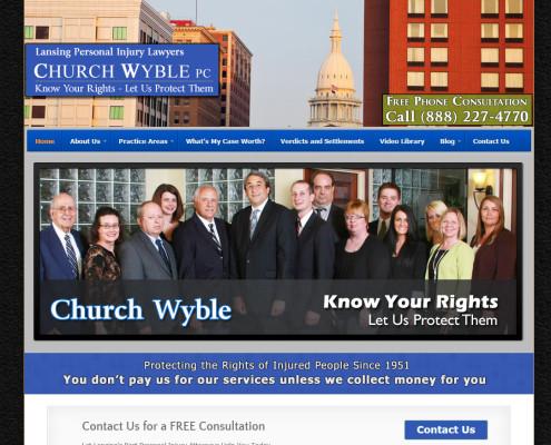 church-wyble-home